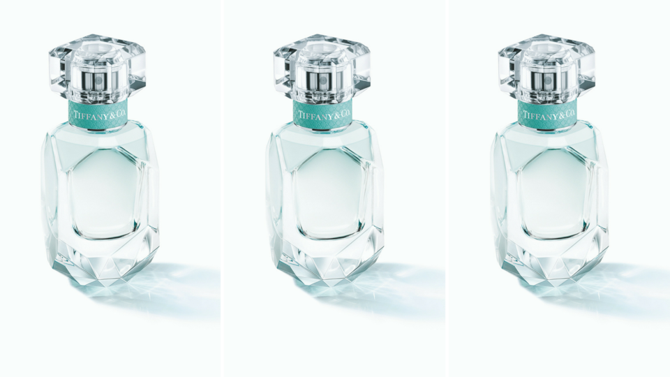 Tiffany & Co Launches Its First Major Fragrance For 30 Years