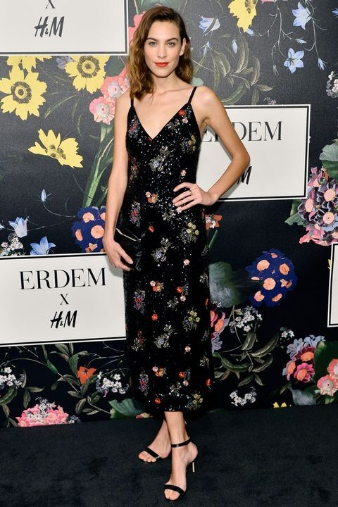 All The Stars Who Have Worn Erdem For H&M