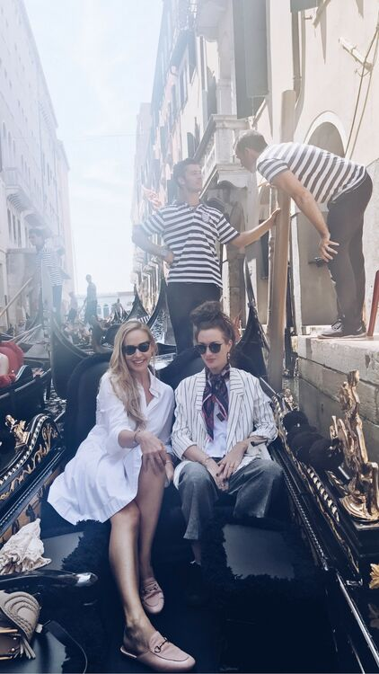 On Location With Bazaar: Welcome To Venice