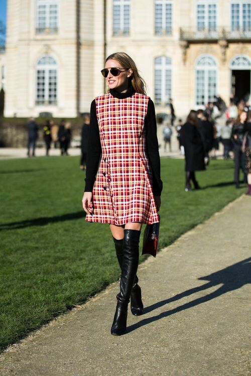 10 Outfits To Wear With Thigh-High Boots