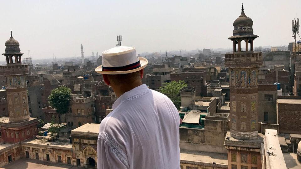 Travel Diary: Christian Louboutin Goes To Pakistan