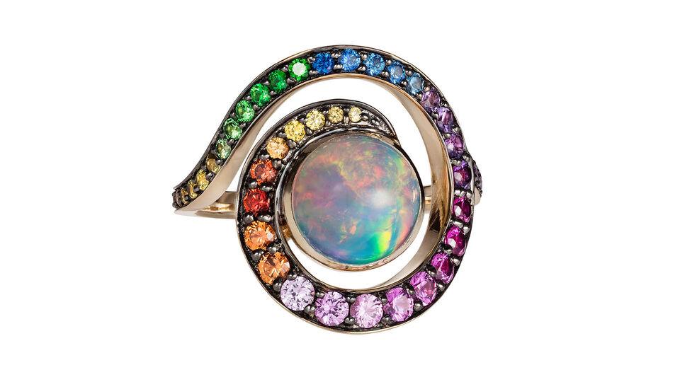 Noor Fares Reveals New Jewellery Collection