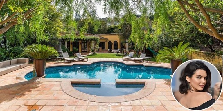 Kendall Jenner Just Bought This Dhs31.4 Million Beverly Hills Home