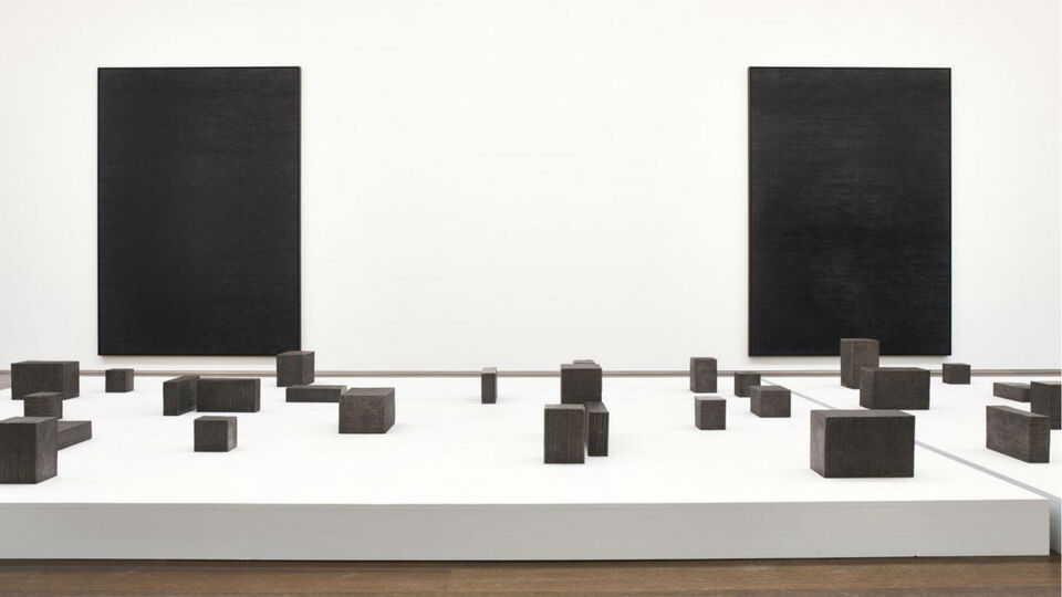Idris Khan Tackles Loss of Sensory Perception