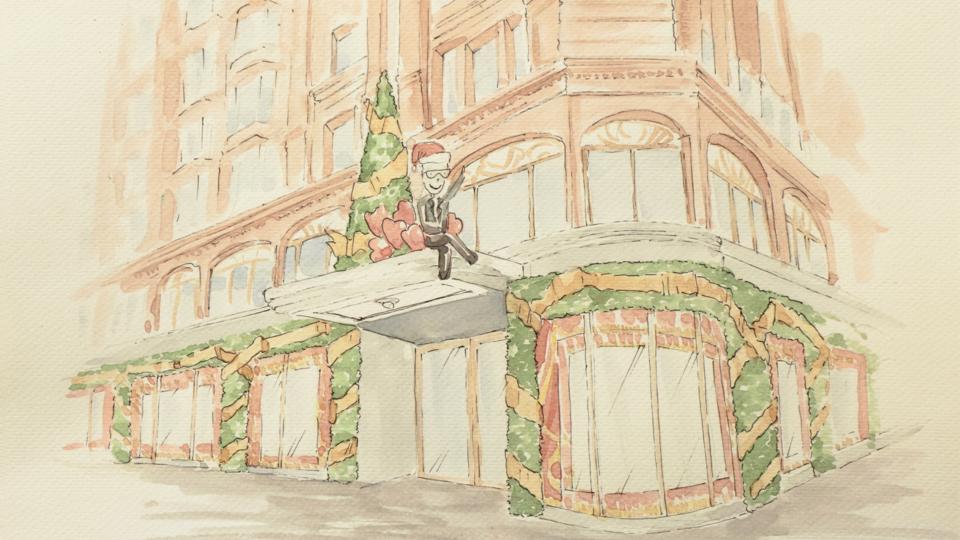 Dolce & Gabbana Are Building A Festive Italian Market