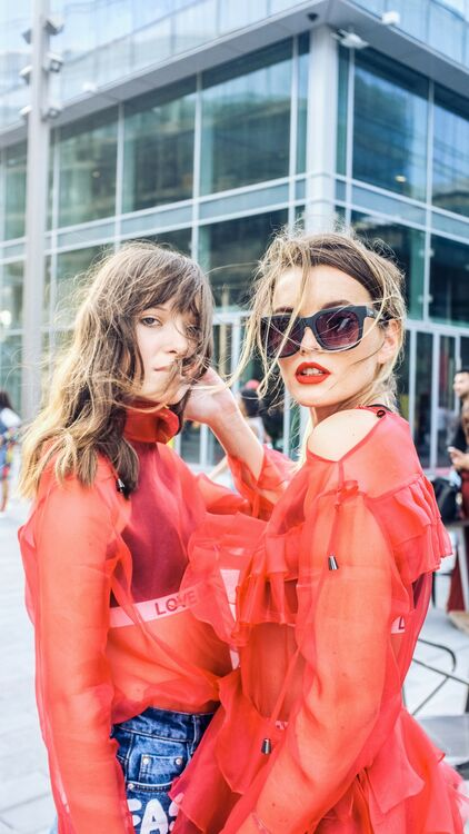 24 Of The Best Street Style Looks From Fashion Forward Season 10