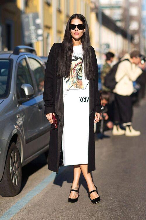 11 Ways To Wear Winter White