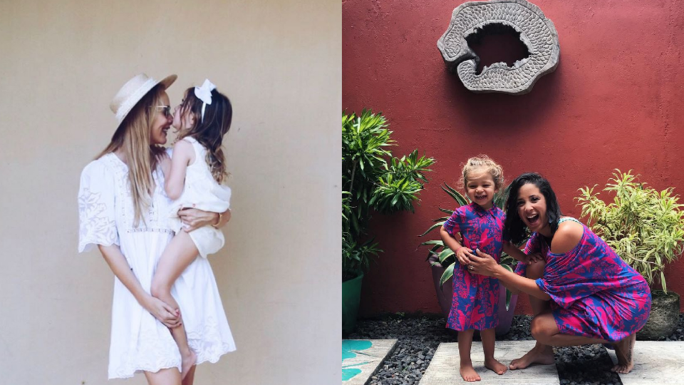 Dubai's Coolest Mother-Daughter Duos