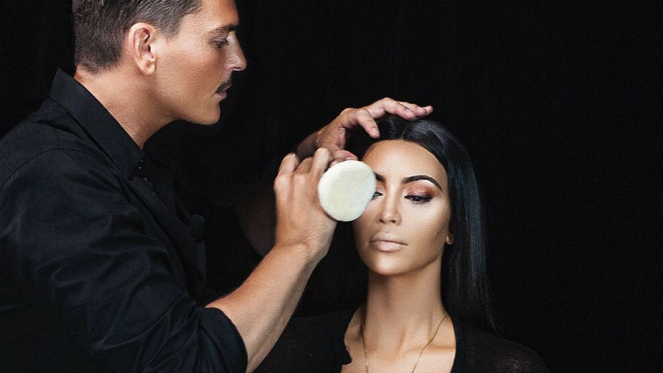 Kim Kardashian West Teases A Huge New Beauty Collaboration