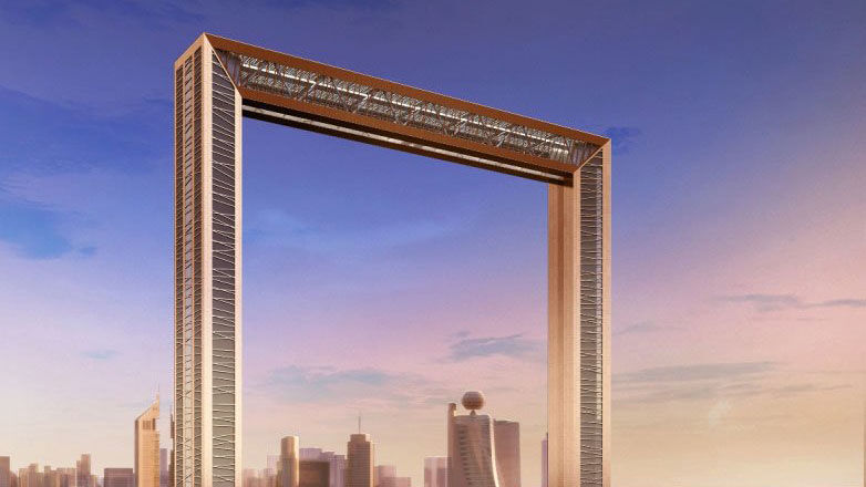 The Dubai Frame Is Set To Open This Month