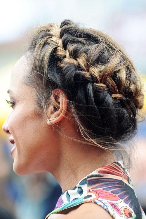 15 Festive Party Hair Ideas