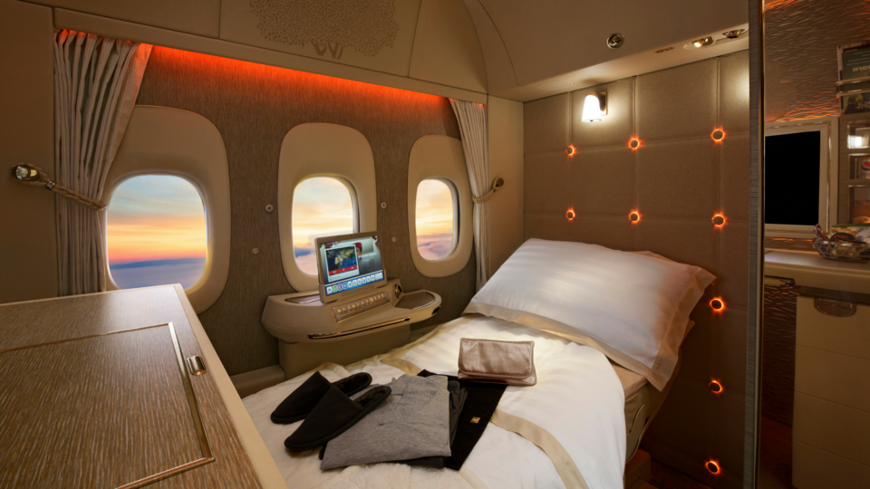 Emirates Is Finally Deploying Its Private First Class Suites To Saudi And Kuwait