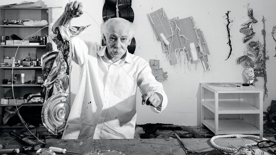A Review Of Hassan Sharif's Monumental Retrospective 'I Am The Single Work Artist'