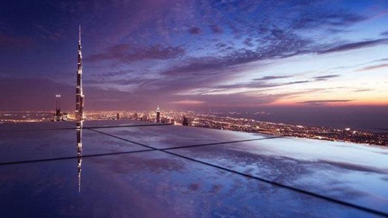 Seeing Dubai Through Sheikh Hamdan's Eyes