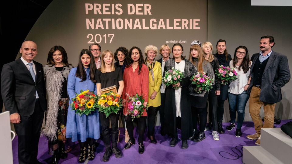 Nominees Voice Concerns Over Berlin's Nationalgalerie Prize