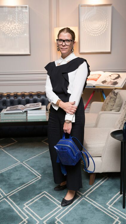 """PICTURES: Katharine Pooley's """"Journey By Design"""" Dubai Book Launch"""
