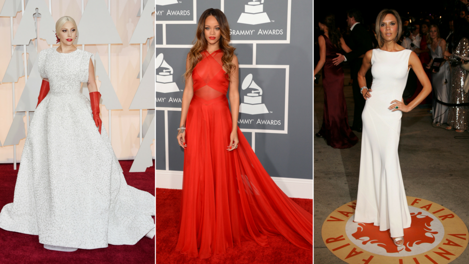 Azzedine Alaïa's Best Red Carpet Moments