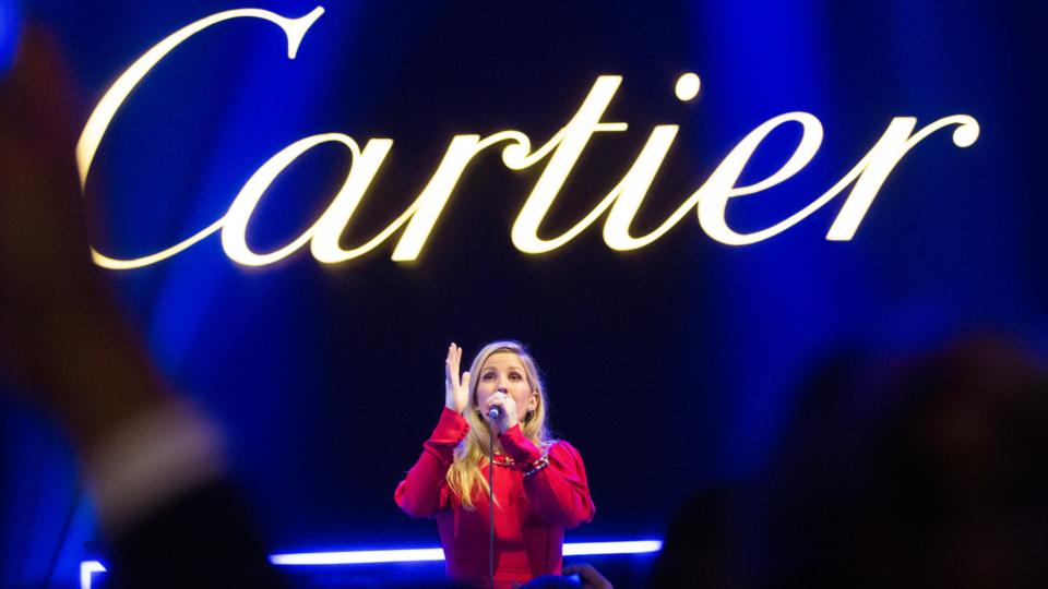 Inside The #CartierPartyDXB