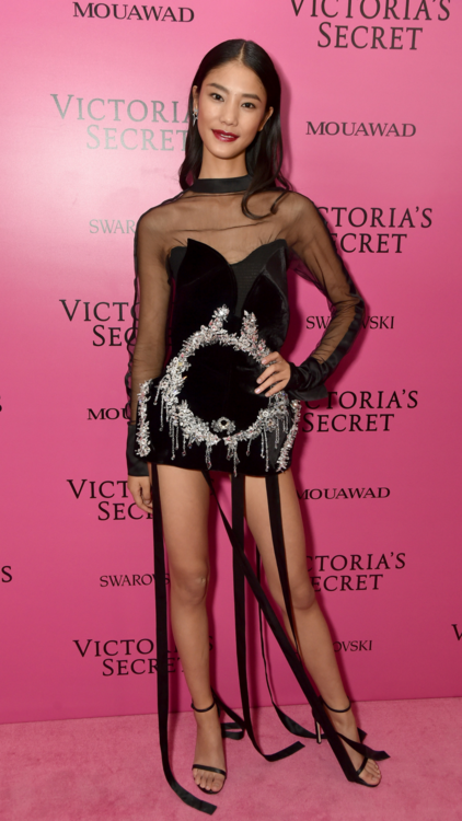 The Best Dressed From The Victoria's Secret After Party