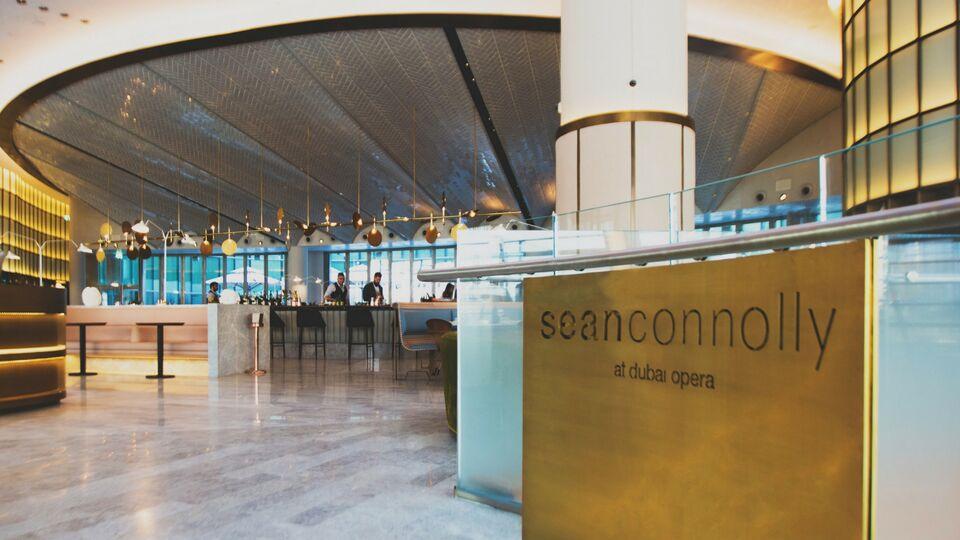#ChicEats: Eclectic Garden Brunch At Sean Connolly At Dubai Opera