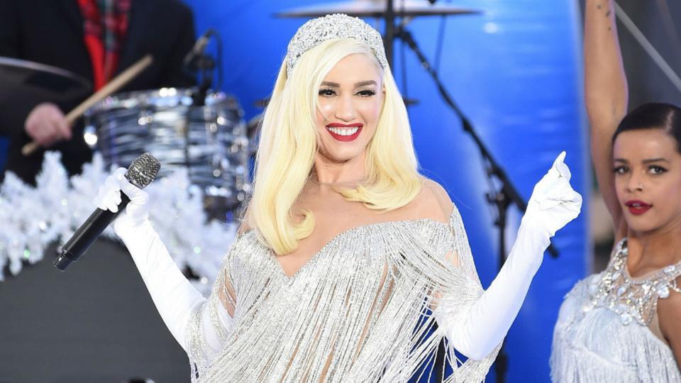 Gwen Stefani Chose Kuwaiti Designer Yousef Aljasmi To Create A Very Special Dress