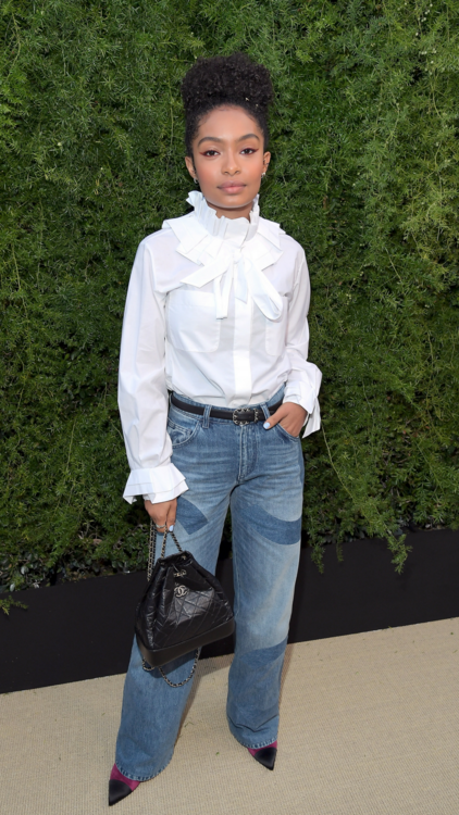 Why Yara Shahidi Is 2017's Best Dressed Teen