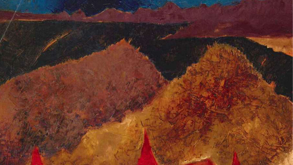 Exhibitions Now: India's Rockefeller Artists