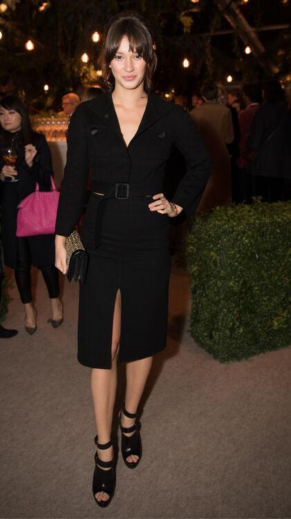 Celebs Celebrate The Beauty Of Bottega Veneta In London
