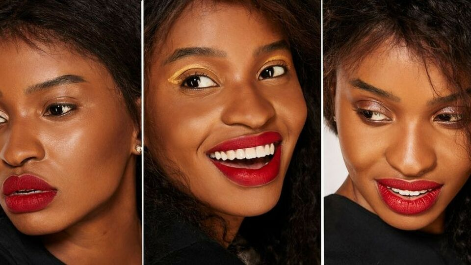 3 Ways To Wear Red Lips This Party Season, With Fenty Beauty's Universal Shade