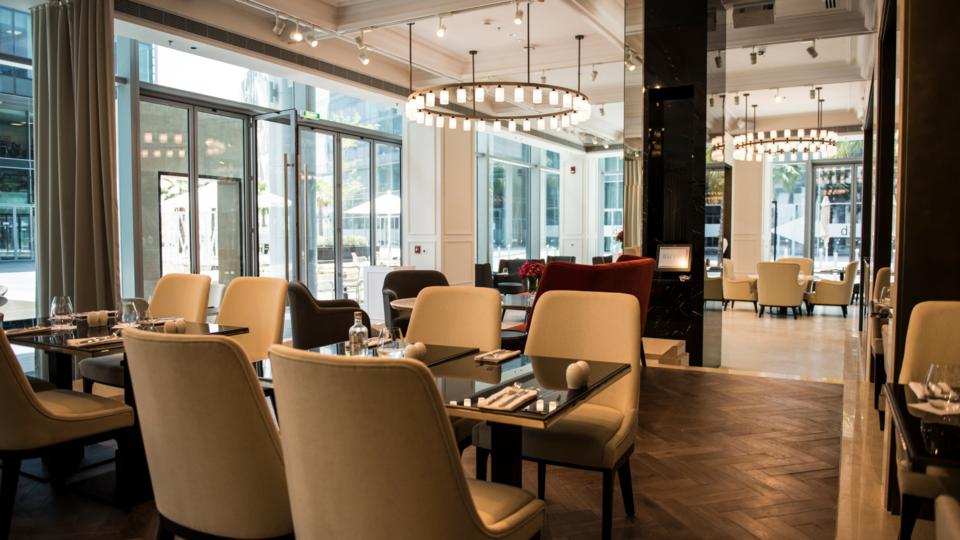 #ChicEats: Fashion Meets Flavour At Harper's Bazaar Café