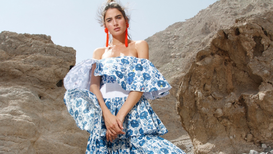 The First Ever Dubai-Based Fashion Label Has Launched On NET-A-PORTER