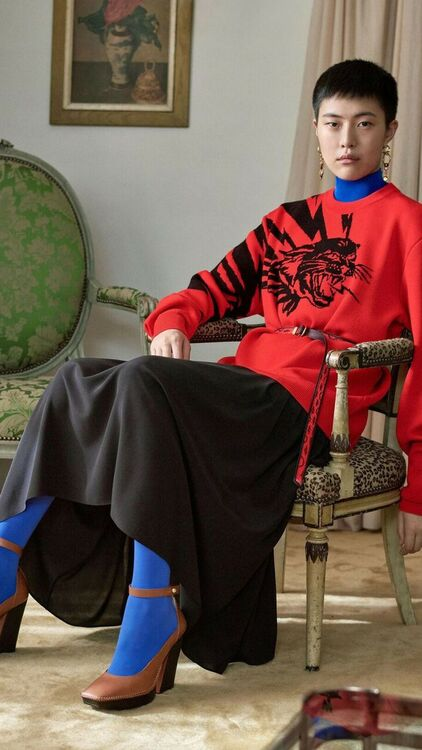 FIRST LOOK: Givenchy Pre-Fall 2018 Collection