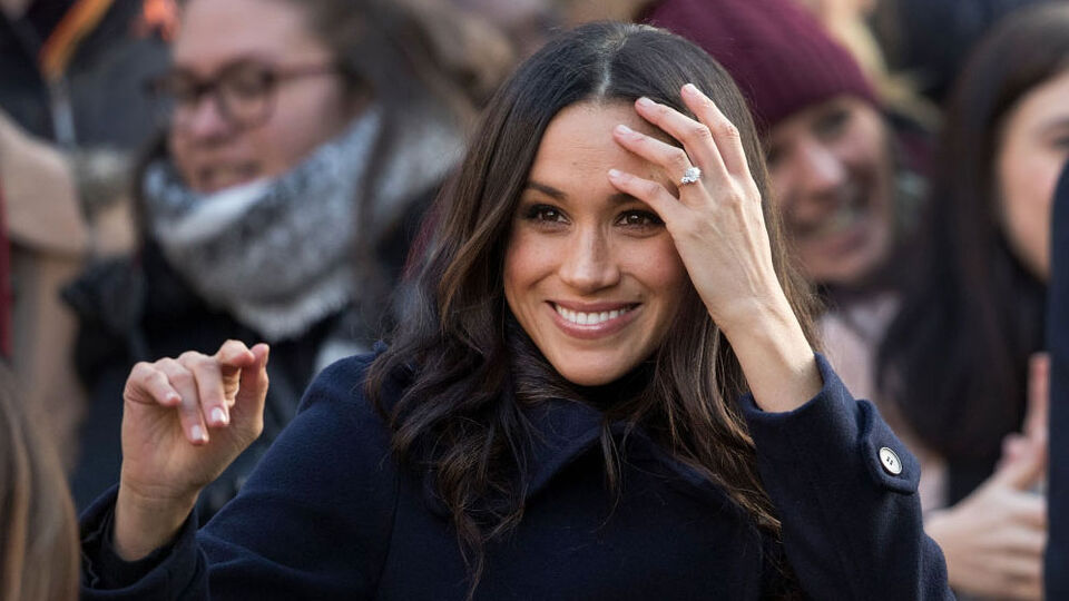 There's A New Clue To Meghan Markle's Wedding Dress Designer