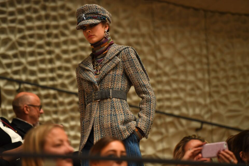 Inside Chanel's Extraordinary Metiers d'Art Show In Hamburg