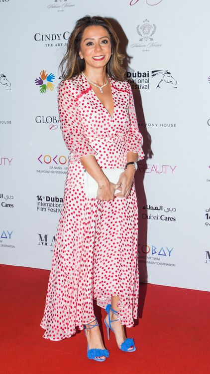 PICTURES: Inside The Fifth Annual Global Gift Gala In Dubai