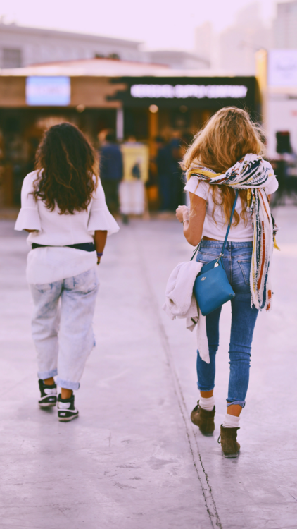 The Best Street Style From Sole DXB