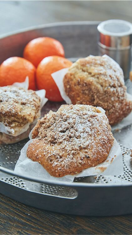 #DaliasKitchen | Spiced Cinnamon Muffins