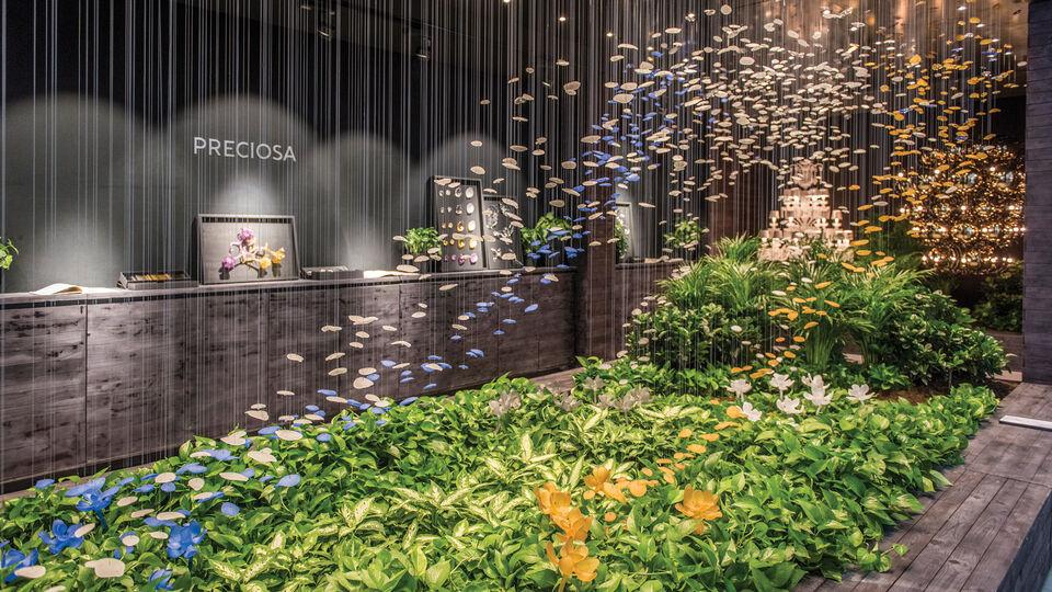 Top 10 At Dubai's Downtown Design 2017