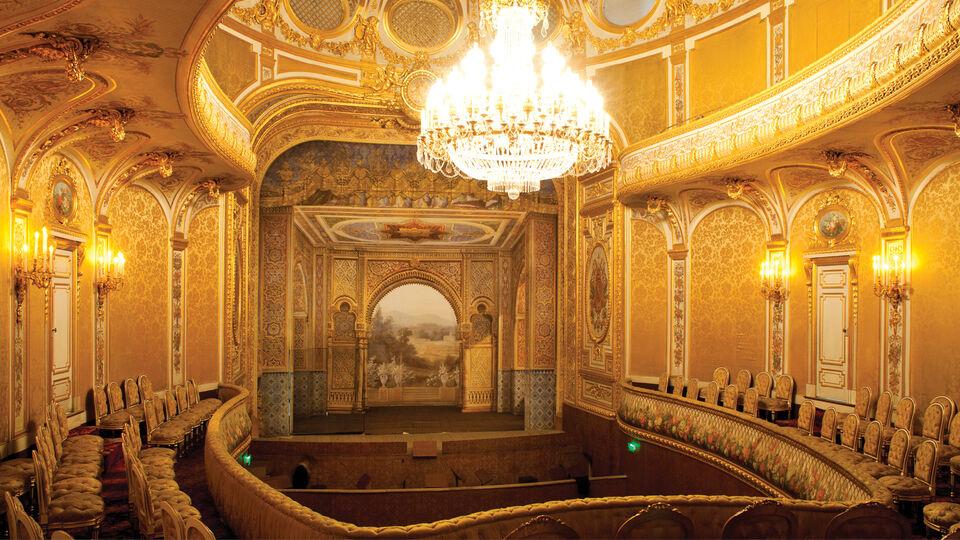 Rebirth Of A Masterpiece: The Sheikh Khalifa Theatre In France