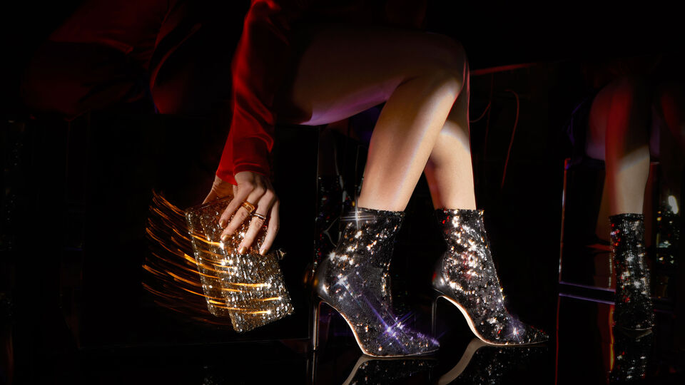 NET-A-PORTER Releases Exclusive Shoe Capsule For The Holiday Season