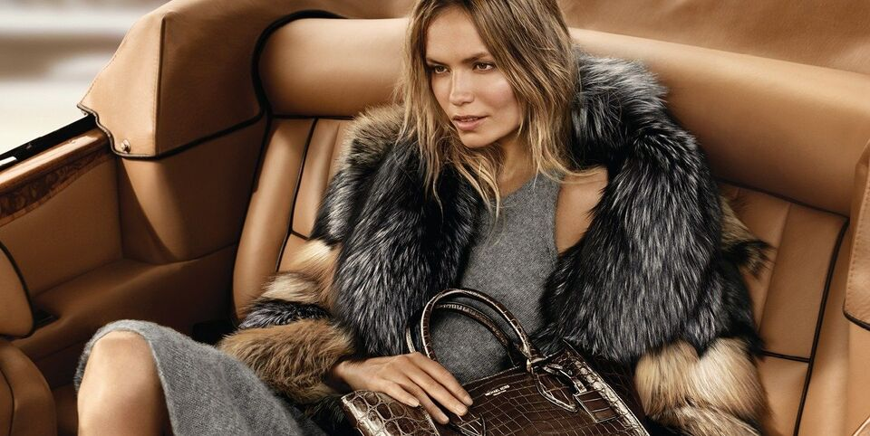 Michael Kors Goes Fur-Free
