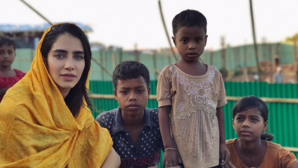Exclusive: Inside Jessica Kahawaty's Trip To Bangladesh