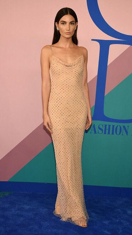 Lily Aldridge's Best Fashion Moments