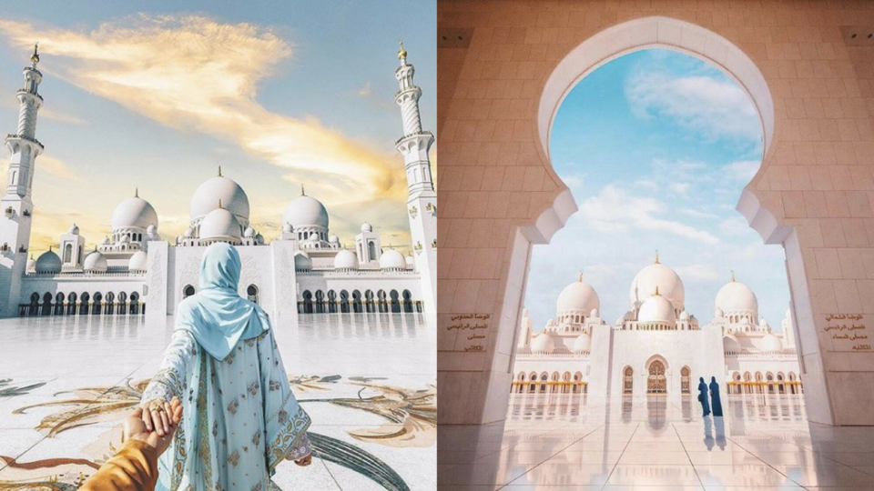 16 Of The Most Breath-Taking Photos From The Sheikh Zayed Grand Mosque