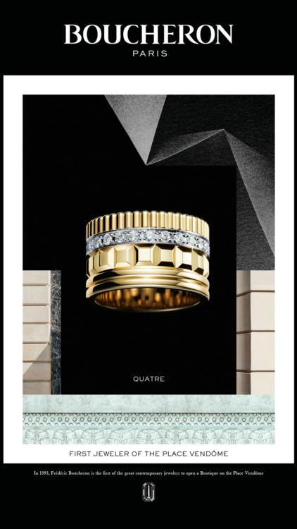#BazaarLoves: Boucheron's 160th Anniversary Campaign