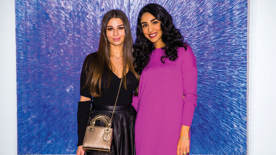 Dubai's Opera Gallery Rounds Off Year With 'Opposite Attracts'
