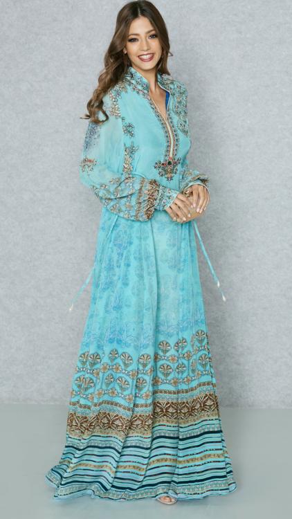 15 Seriously Stylish Abayas