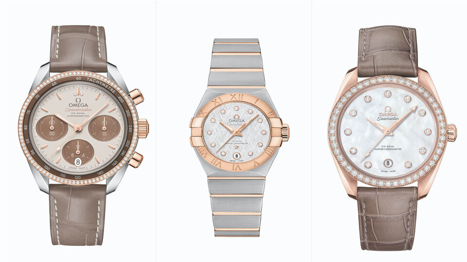 Omega Launches New Winter Watches