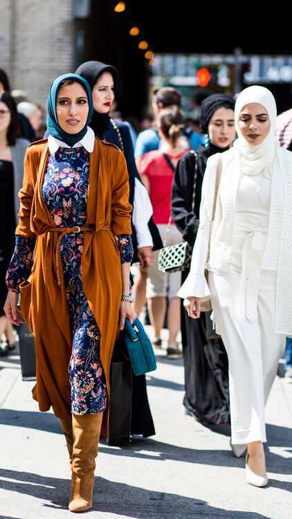 Modest Fashion Was Bigger Than Ever In 2017