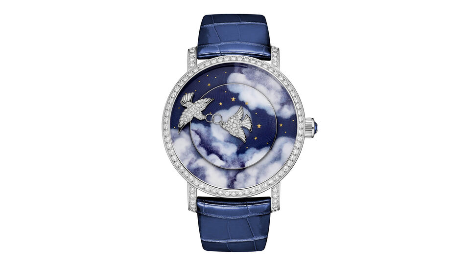 Exclusive Chaumet Timepiece Arrives At The Dubai Mall